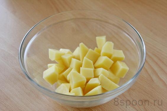 картошка с паприкой фото 4