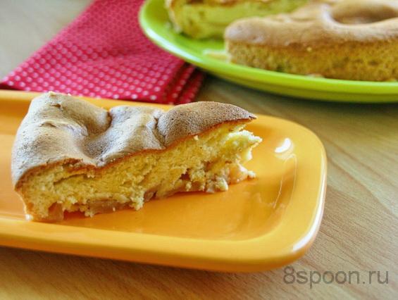 как сделать шарлотку с яблоками в духовке рецепт