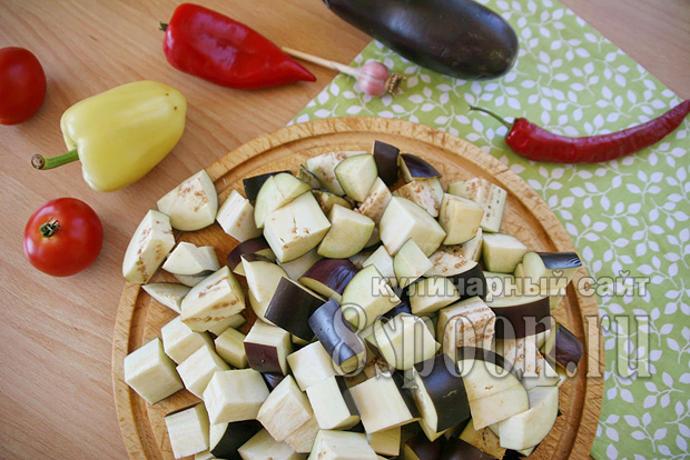 Баклажаны в томатном соке на зиму рецепт с фото_05
