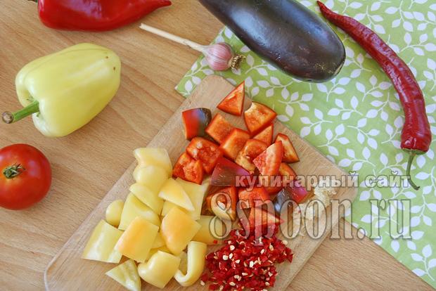 Баклажаны в томатном соке на зиму рецепт с фото_06