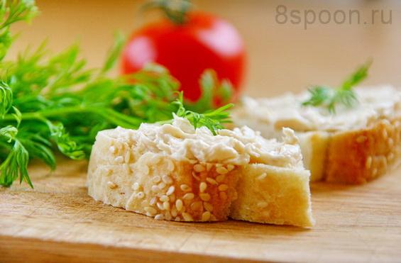 бутерброды с пастой фото 6