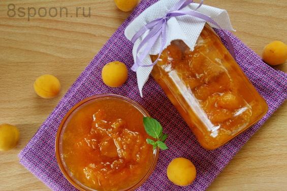 варенье из абрикос фото 12
