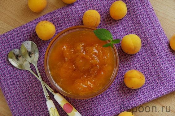 варенье из абрикос фото 16
