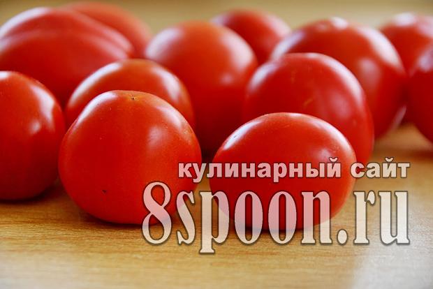 сливовидные помидоры на зиму рецепты