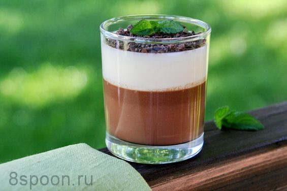 желе шоколадное фото 11