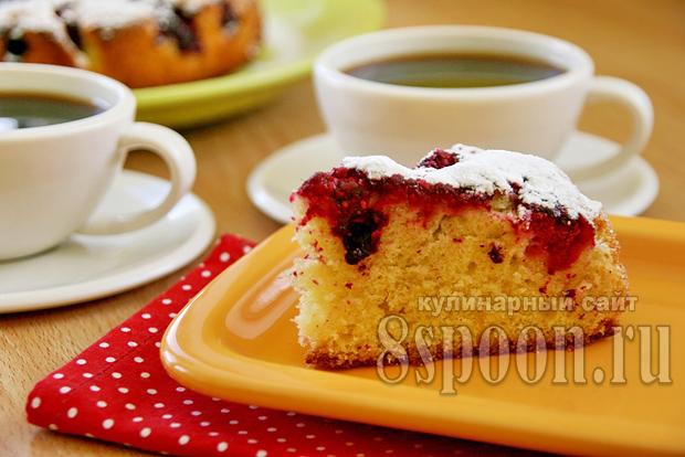 пирог с ягодами фото 12