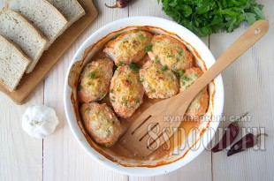 ленивые голубцы рецепт пошагово с фото