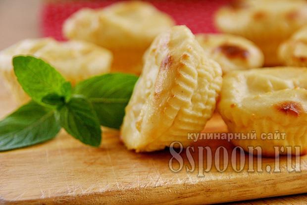 Сырники в духовке фото 18
