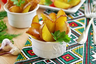 картофель по-селянски фото 10