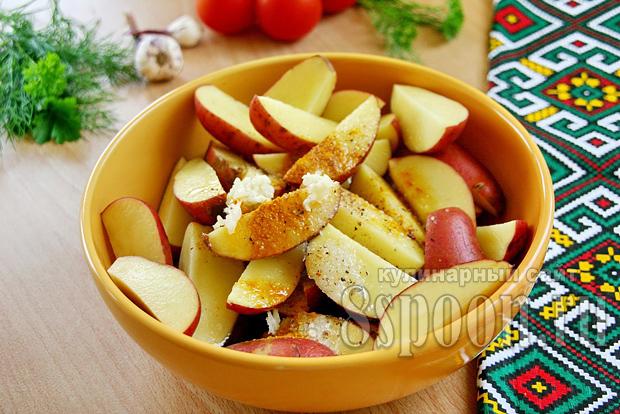 картофель по-селянски фото 2