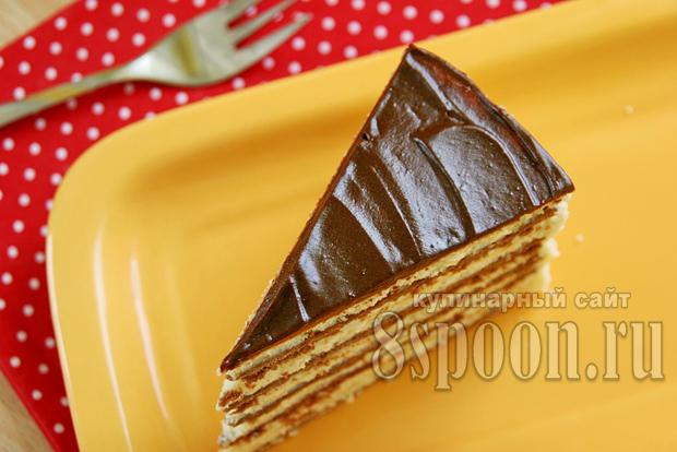 торт Микадо фото 27