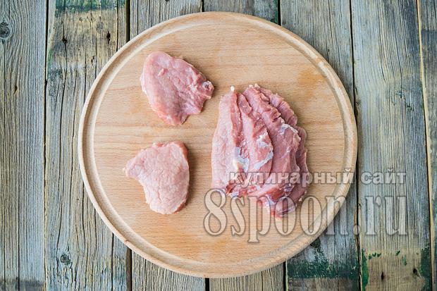 Бефстроганов из говядины рецепт с фото _05