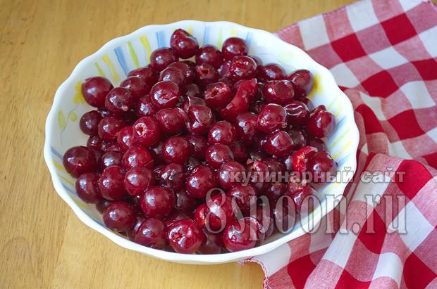 Джем из вишни на зиму- рецепт с фото_01