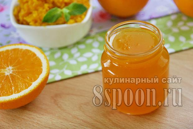 апельсиновый джем фото 14