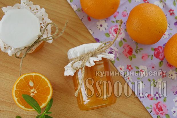 апельсиновый джем фото 7