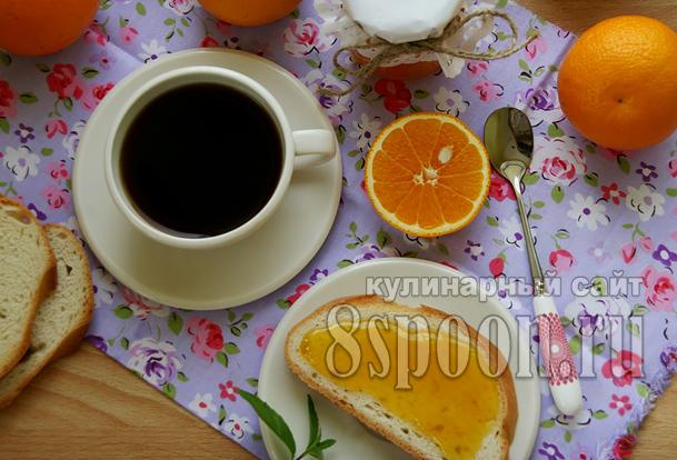 апельсиновый джем фото 8