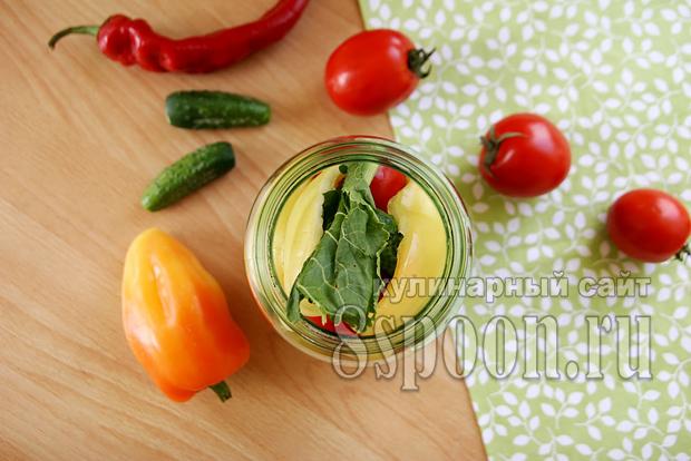 Ассорти овощное на зиму фото 3