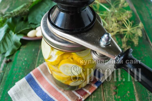 Маринованные кабачки на зиму без стерилизации на литровую банку_05