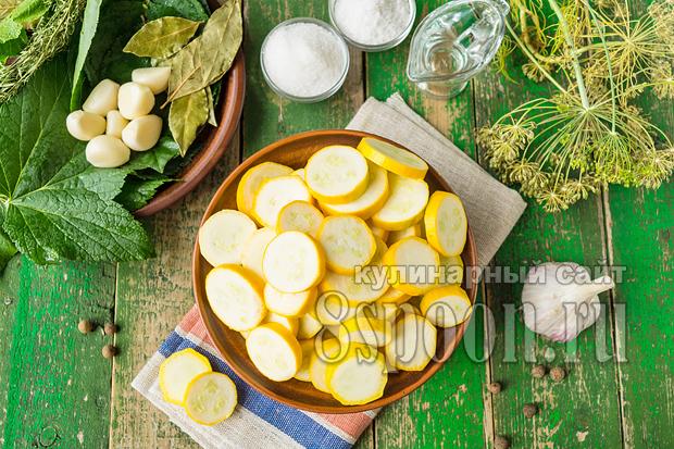 Маринованные кабачки на зиму без стерилизации на литровую банку_08