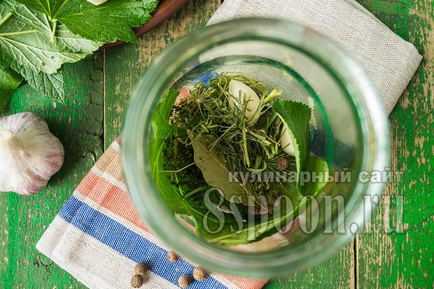 Маринованные кабачки на зиму без стерилизации на литровую банку_09