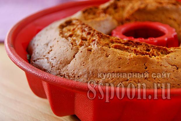 Пирог с вареньем на кефире фото 9