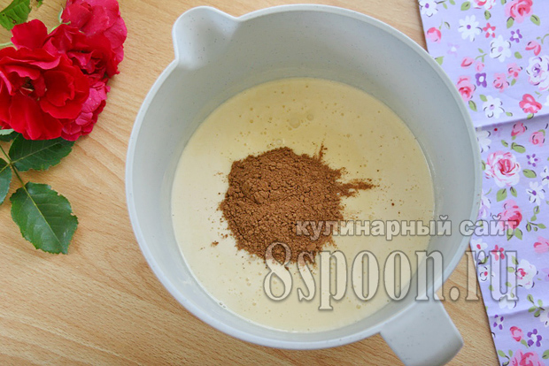 Торт пражский рецепт с фото пошагово _09