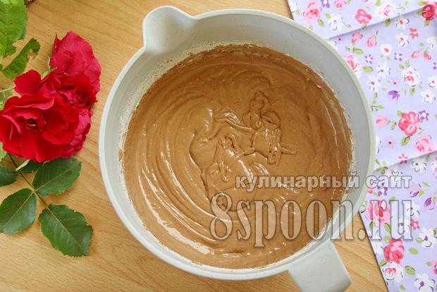 Торт пражский рецепт с фото пошагово _13