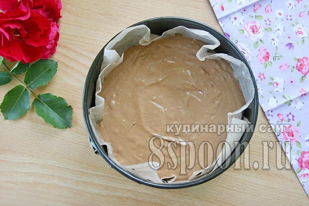 Торт пражский рецепт с фото пошагово _14