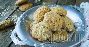 овсяное печенье рецепт в домашних условиях_04