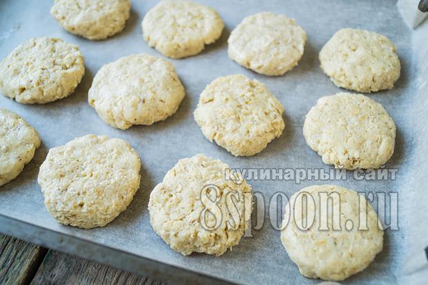 овсяное печенье рецепт в домашних условиях_12