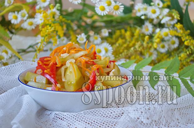 зеленые помидоры по-корейски на зиму_11