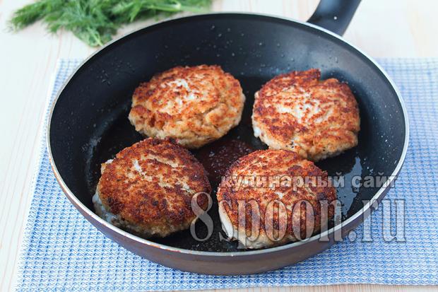 Котлеты из кабачка с фаршем на сковороде рецепт с фото пошаговый