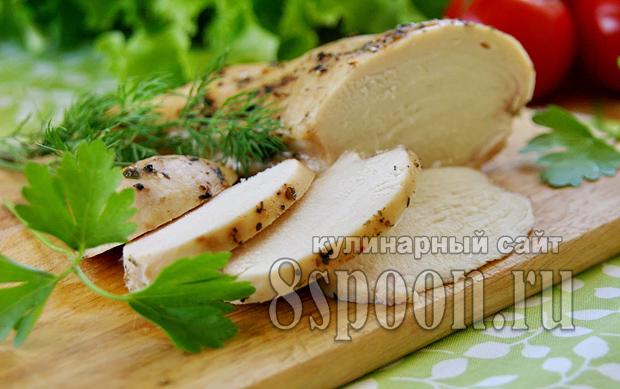 Что приготовить из грудки курицы в духовке