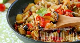 Овощное рагу с картошкой и капустой  фото_03