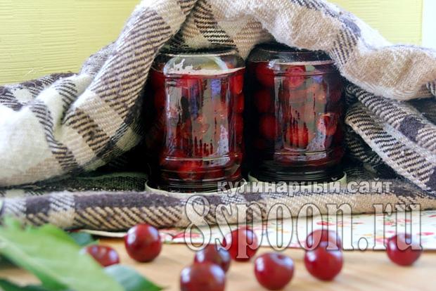 Варенье из вишни без косточек фото_7