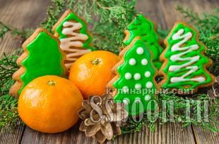 Имбирное печенье: рецепт с фото