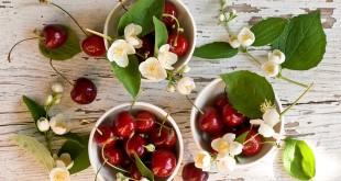 заготовки из вишни на зиму