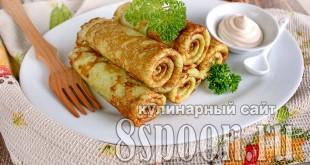 Картофельные блины рецепт с фото _7