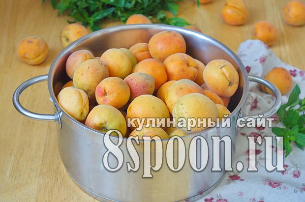 Как заморозить абрикосы на зиму