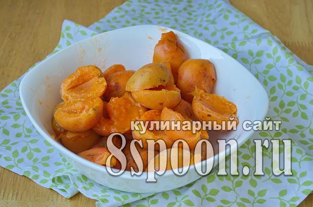 Как заморозить абрикосы для ребенка фото_2