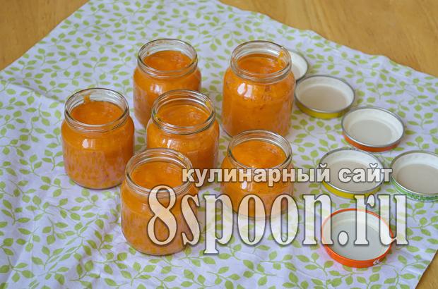 Как заморозить абрикосы для ребенка фото_3
