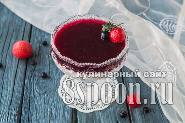 Панакота- рецепт с фото пошагово в домашних условиях _04