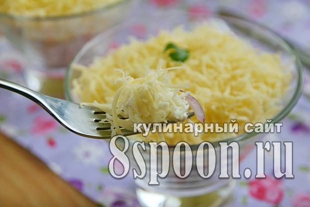 Салат из куриной грудки простой и вкусный _03