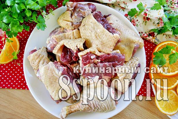 Картошка с мясом в духовке — 51 рецепт с фото. Как запечь ...