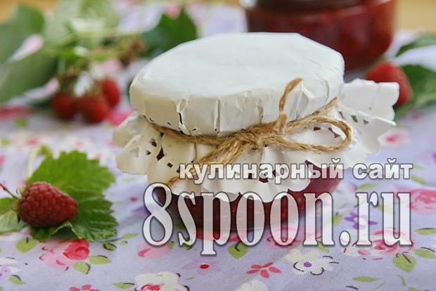 Малина перетертая с сахаром на зиму фото_1