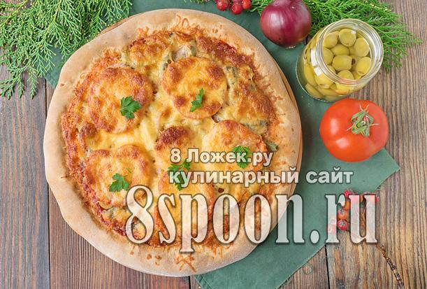 рецепт тесто для пиццы на пиве