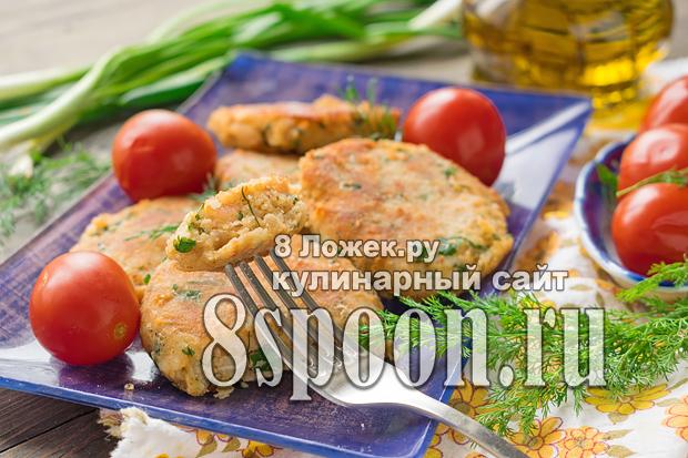 Картофельные оладьи из пюре фото_3
