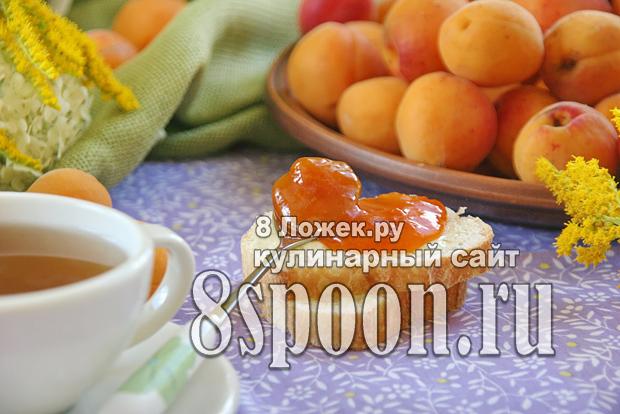 «Сказочный» джем из абрикосов фото_01
