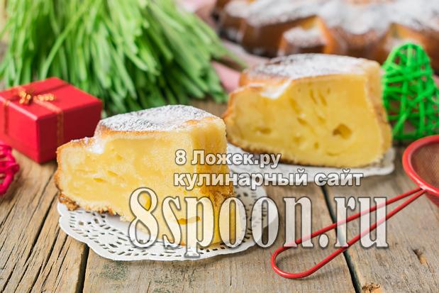 Кекс на сгущенном молоке фото_2