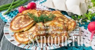 Ленивые пирожки с луком и яйцом  фото_04